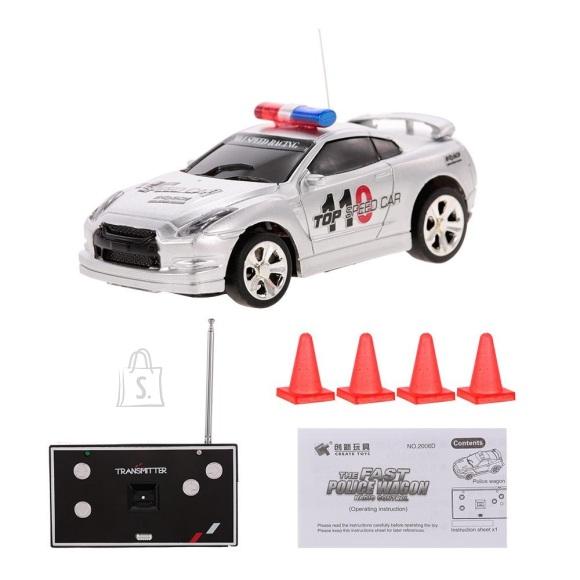 Puldiauto Mini Police 1:58