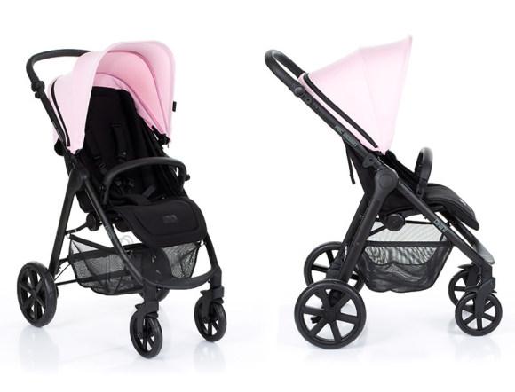 Kergkäru ABC Design Okini roosa