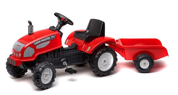 Falk Traktor Farm Master käruga
