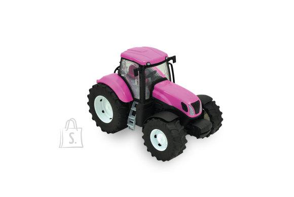Adriatic Traktor roosa 30cm