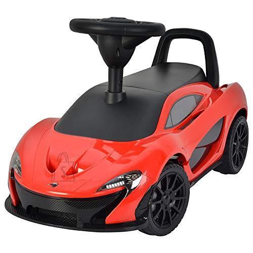 Chi Lok Pealeistumisauto McLaren P1 punane