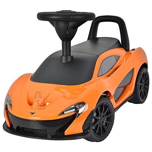 Chi Lok Pealeistumisauto McLaren P1 oranž