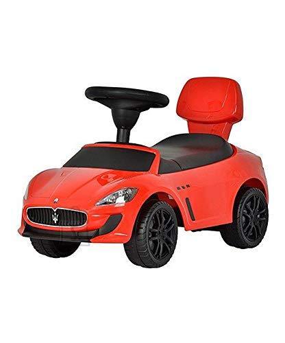 Chi Lok Pealeistumisauto Maserati punane