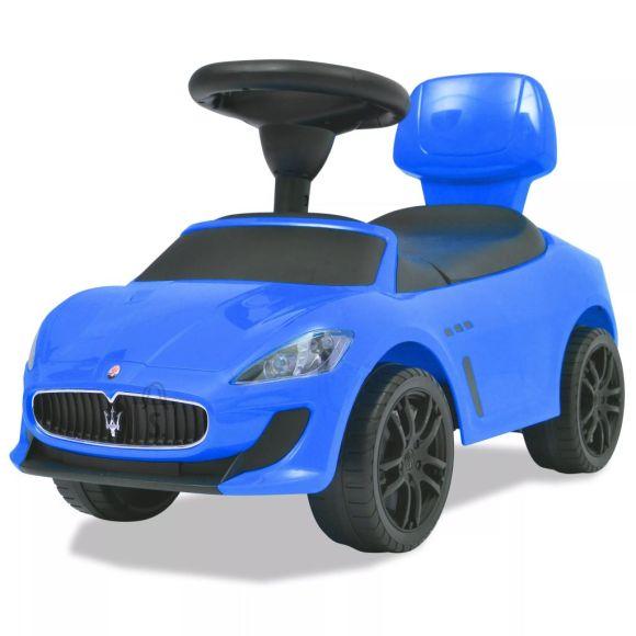 Chi Lok Pealeistumisauto Maserati sinine