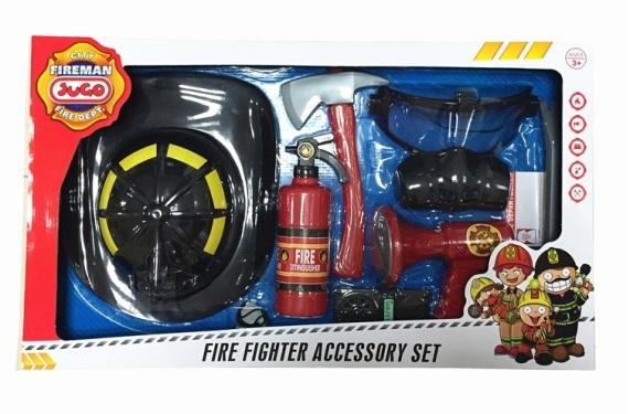 Tuletõrjuja komplekt 9osa