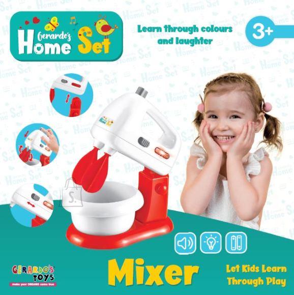 Gerardo's Toys Mikser