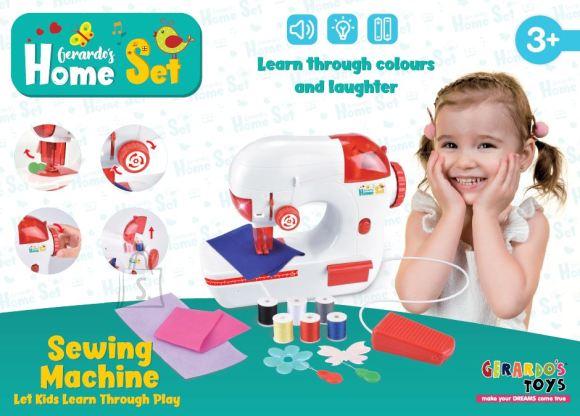Gerardo's Toys Õmblusmasin