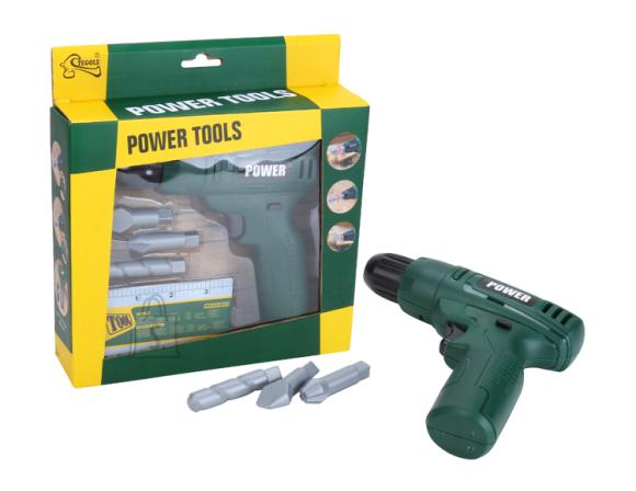 Elektritrell 3 otsikuga PowerTools