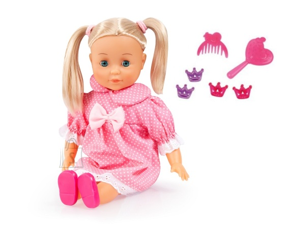 Gerardo's Toys Eestikeelne nukk Emma 33cm