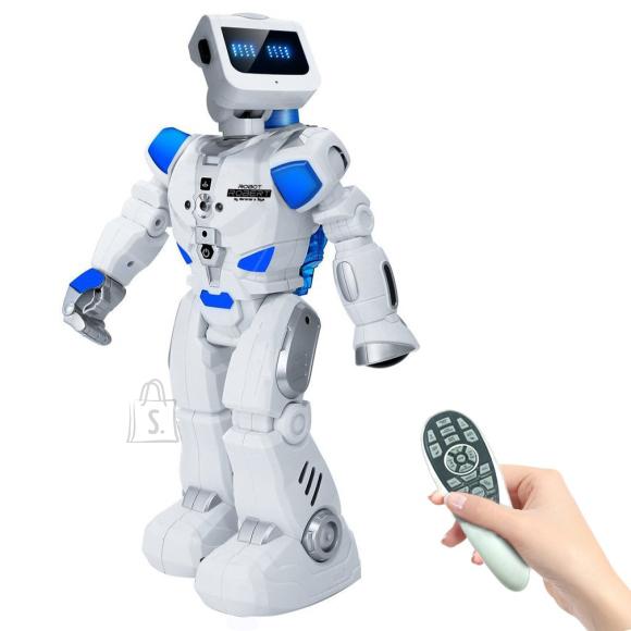 Gerardo's Toys Eestikeelne puldiga juhitav robot Robert