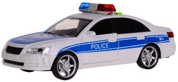 Politseiauto valguse ja heliga, sinine 1:28