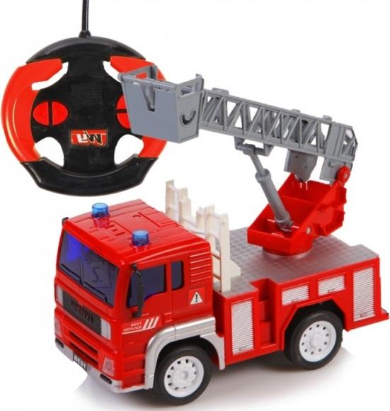 Puldiga tuletõrjeauto 1:20
