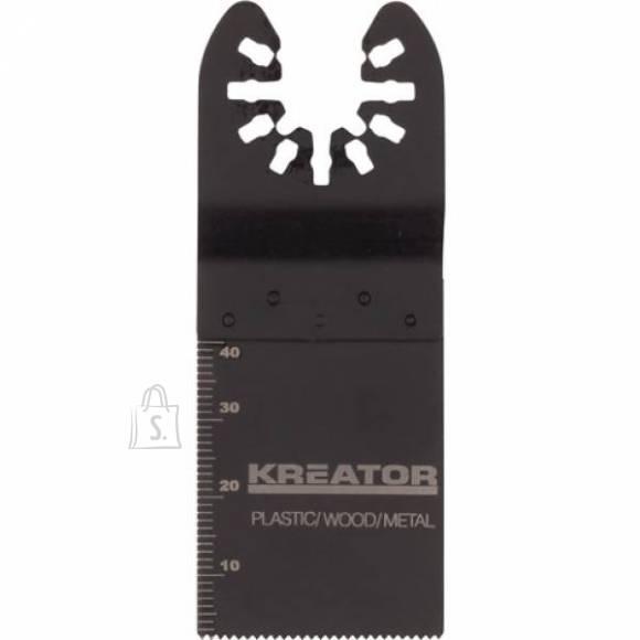 SAETERA MULTI-TOOL'ile METALL 34x40x1,4mm