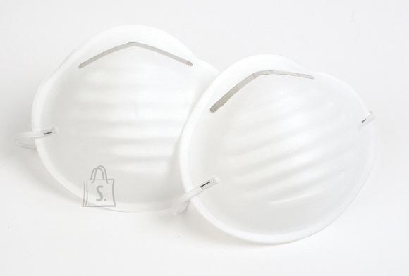 Respiraator 50tk.karbis