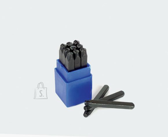 Numbrikärnid 5mm