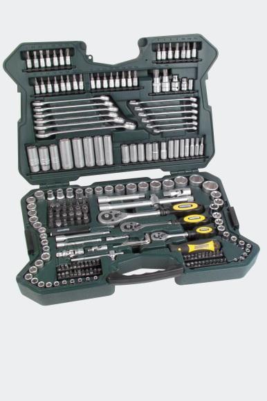 Tööriistakomplekt Mannesmann 215 osa