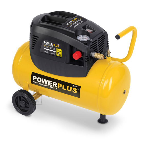 PowerPlus Kompressor PowerPlus 24l