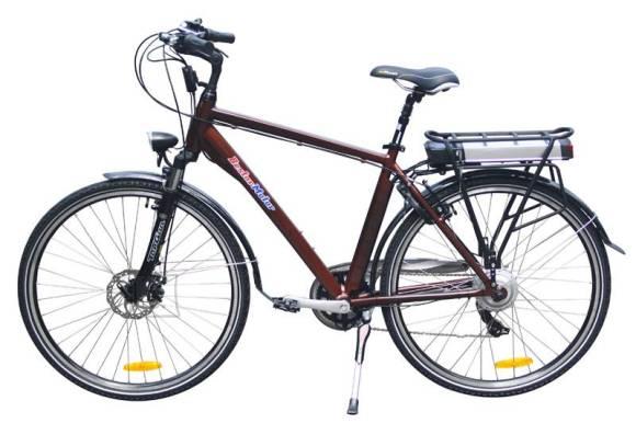 Elektrijalgratas TDB03Z