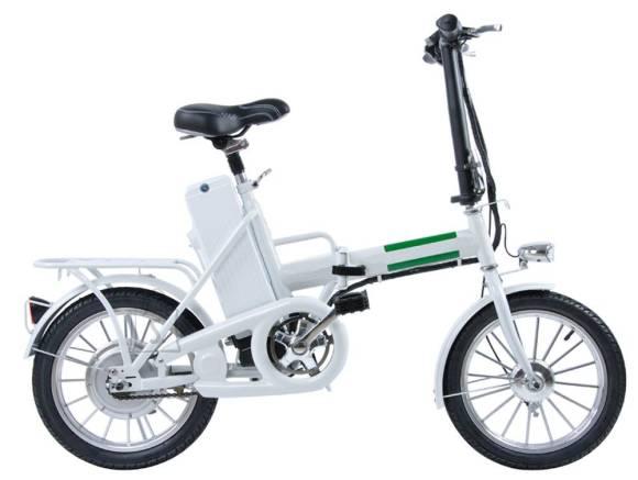 Kokkupandav elektrijalgratas TDR001