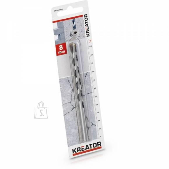 Betoonipuur 8X120mm