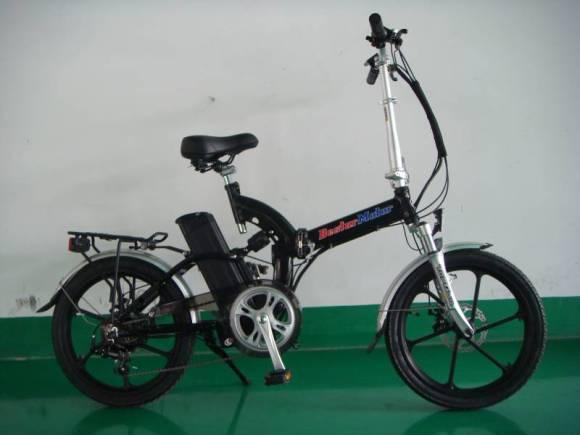 Kokkupandav elektrijalgratas E-ratas Bestar TDN05Z