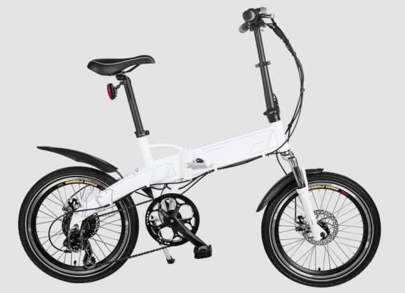 Kokkupandav elektrijalgratas E-Ratas Bestar