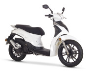 Romet motoroller White City 125cc (2015)
