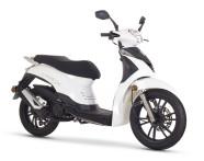 Romet motoroller White City 125cc (2015)
