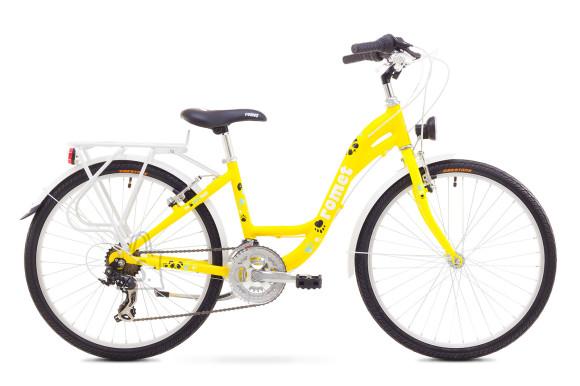 """Romet tüdrukute jalgratas PANDA 24"""" (2017)"""