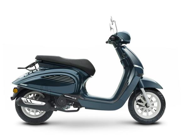Romet Motoroller Valentine 125cc, EURO4, 2017