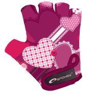 Spokey laste rattakindad - Heart Glove
