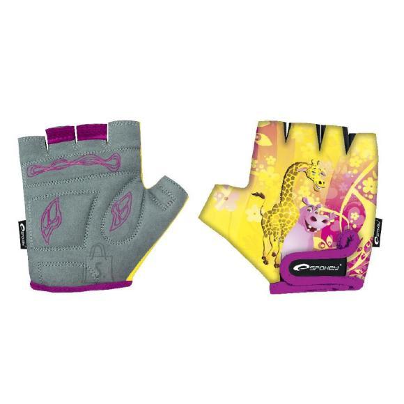 Spokey laste rattakindad - Giraffe Glove