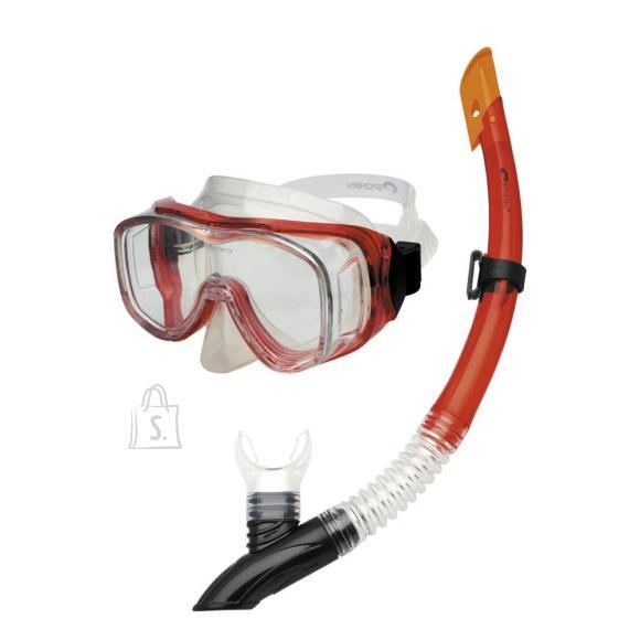 Spokey snorkeldamise komplekt Cefeusz