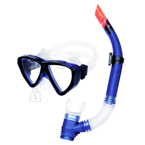 Spokey laste snorkeldamise komplekt Quarius