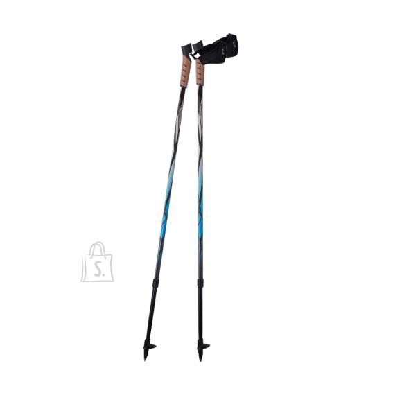 Spokey reguleeritavad käimiskepid Neatness, 105-140 cm