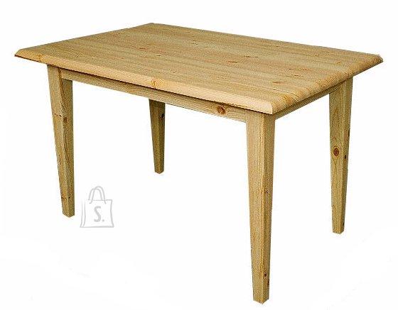 Söögitoa laud koonusjalgadega 80x80
