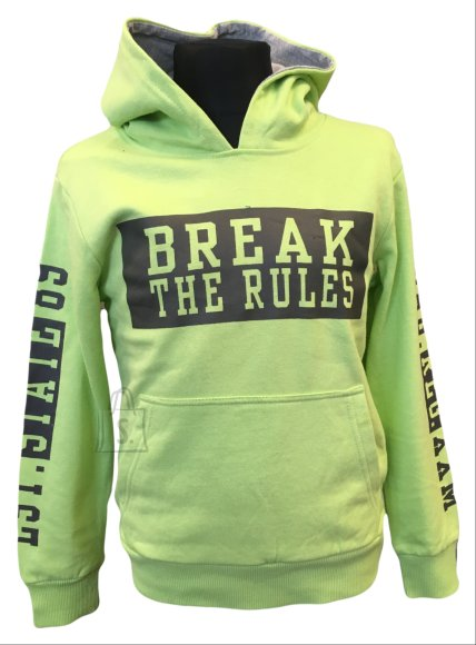 "REPLIC laste kapuutsiga pusa ""Break the rules"""