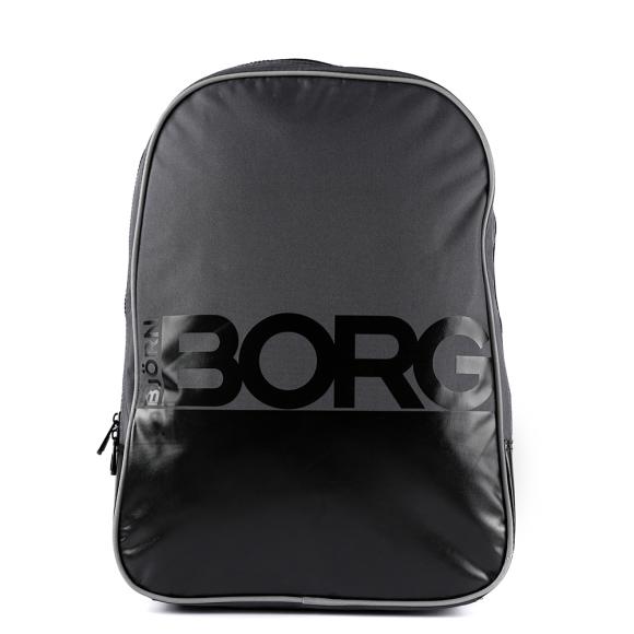 Björn Borg Jane Backpack Grey/Black 43x30x14