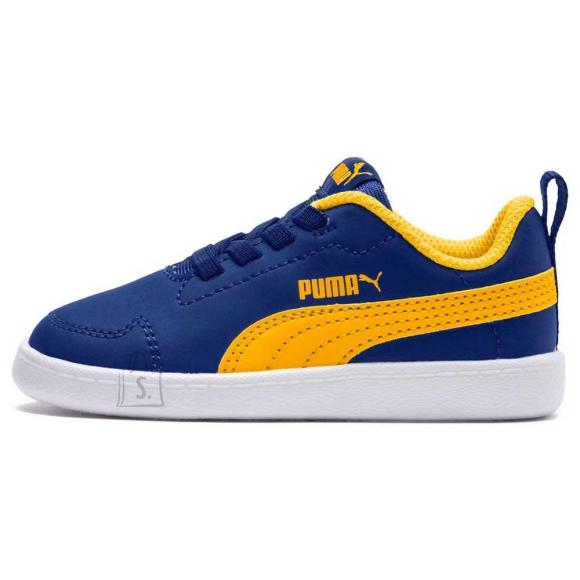 Puma CourtFlex Purple/PeaCoat/White