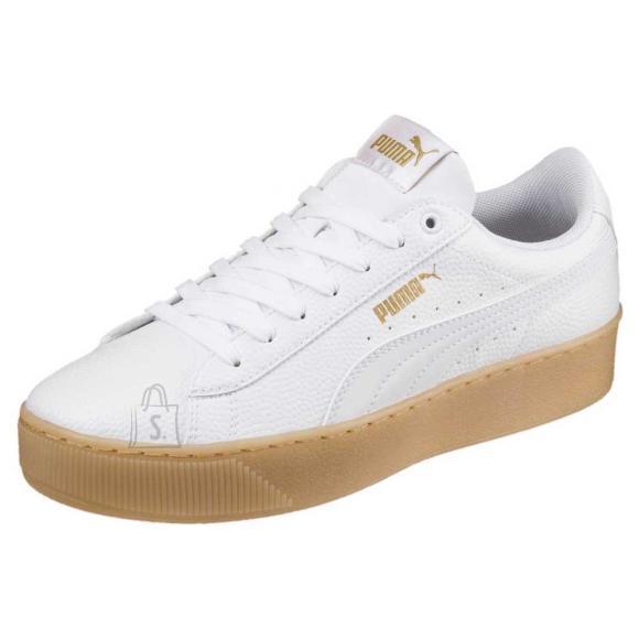 Puma Vikky Platform VT White/White