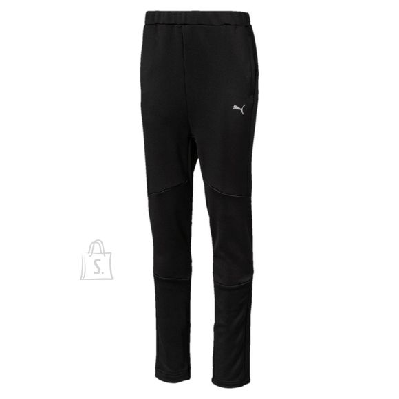 Puma Gym Poly Pants Black