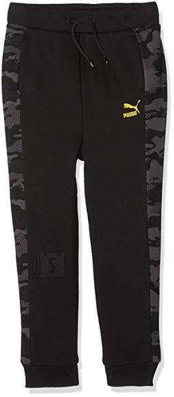 Puma Justice League Pants Black