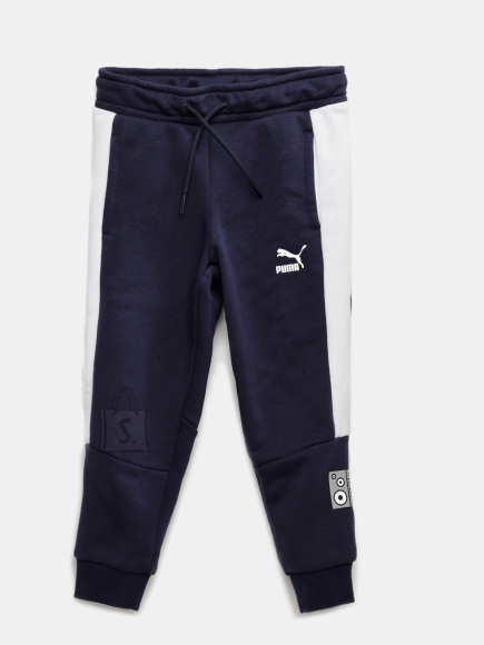 Puma Minions Pants Blue/White