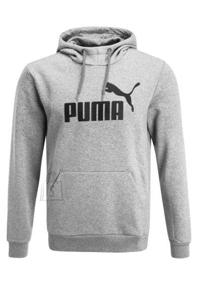 Puma ESS Logo Hoody FL B SodaLite Blue