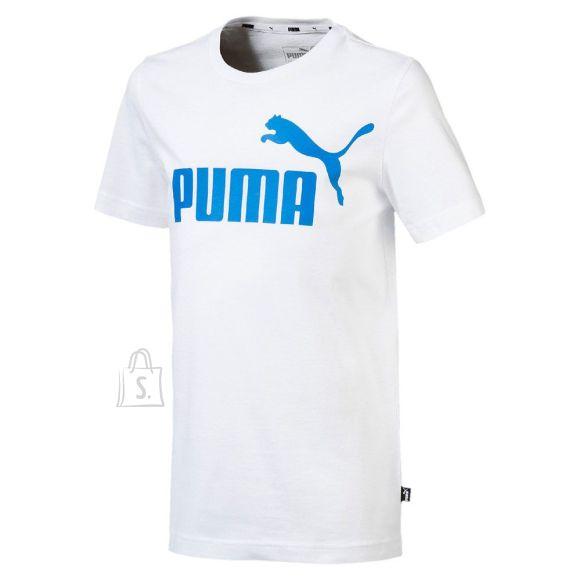 Puma ESS Logo Tee B White
