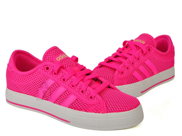 Adidas Daily Bind Trainers Pink/White
