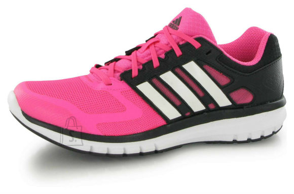 Adidas Duramo Elite Running Trainers Black/Pink