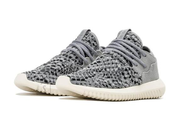 Adidas Originals Tubular Entrap Trainers Grey/White