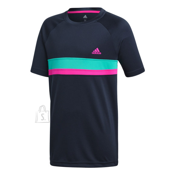 Adidas Adidas Boys Club C/B Tee Legend Ink Junior