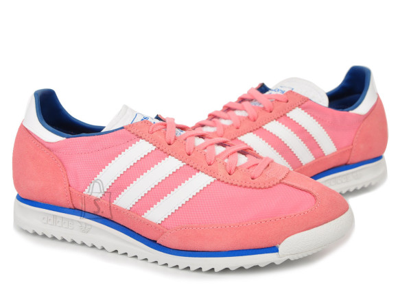 Adidas Originals SL72 Trainers Pink/White
